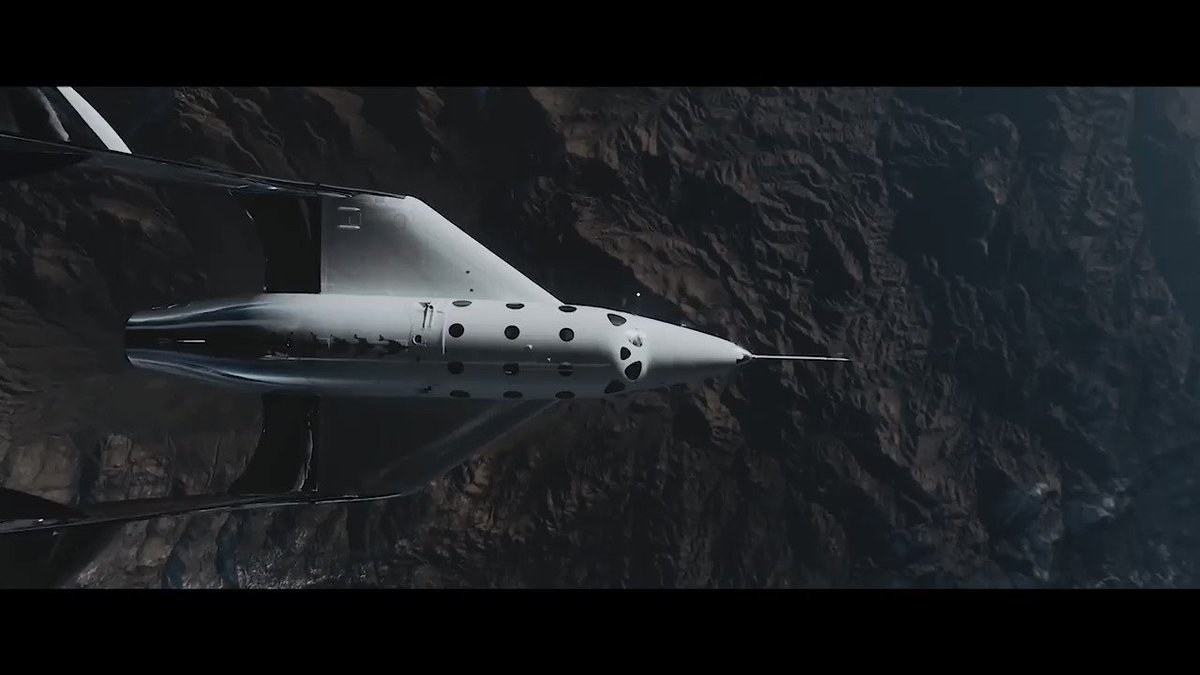 Introducing the Range Rover Astronaut Edition from @LandRover #SpecialVehicleOperations. Available exclusively to the Virgin Galactic Future Astronaut community. https://virg.in/UbN