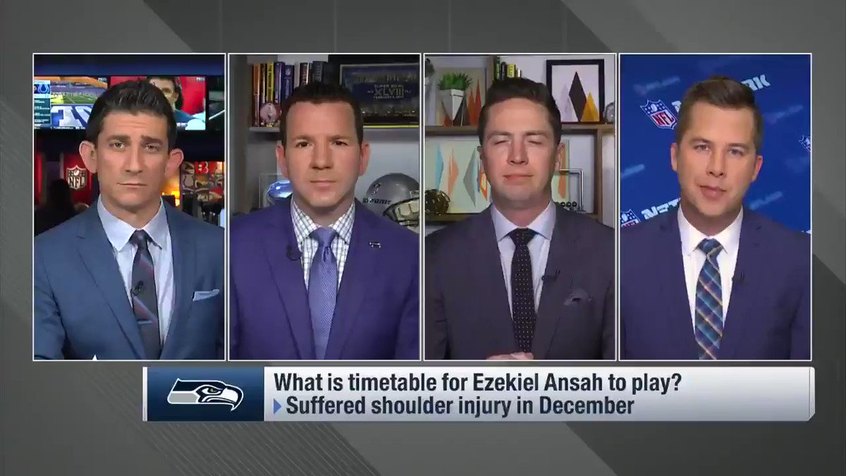 From Up to the Minute Live: The #Seahawks are signing pass-rusher Ziggy Ansah today with the belief that his shoulder will have him ready midway through training camp based on his last evaluation from Dr. Neal ElAttrache.