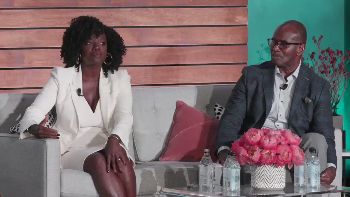 "Viola Davis doesn't want to be a part of an inclusion rider: ""I don't want to be a part of any piece of paper that has to force people to see me."" bit.ly/2Q60Ydw #InclusionSummit"