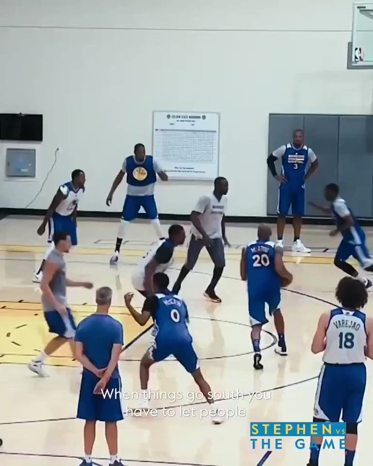 Stephen Curry's photo on Facebook Watch