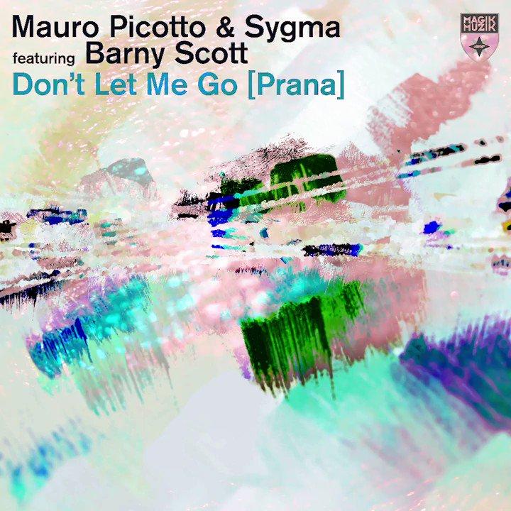 Heavyhitter alert! @MauroPicottoDJ, @DjSergioMarini and Barny Scott present us 'Don't Let Me Go'. Now available. https://magikmuzik.choons.at/dontletmego