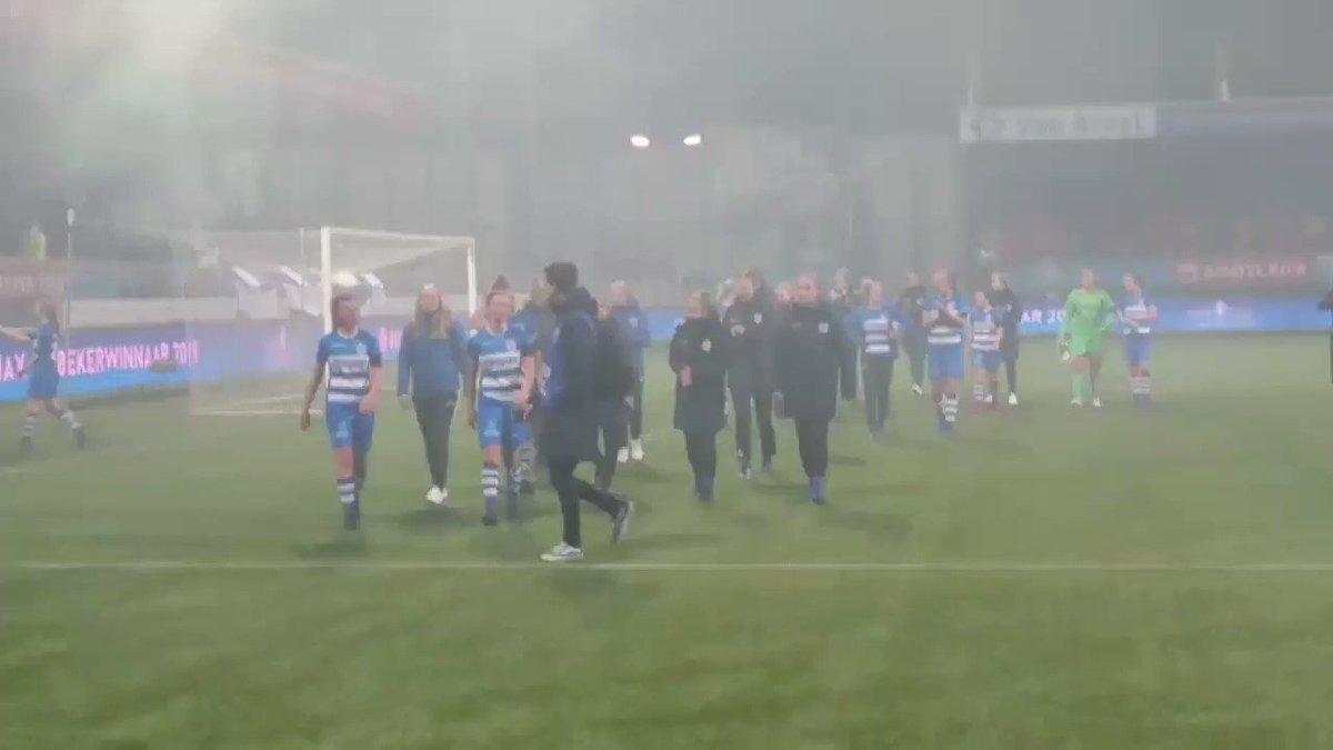 PEC Zwolle Vrouwen's photo on #ajapec