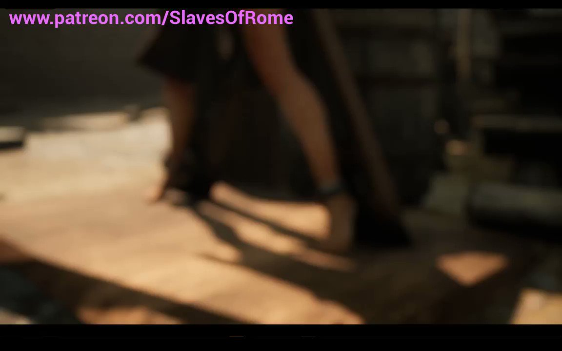 "Buy Sex Slaves. Train Your Sex Slaves. Trade Your Sex Slaves. PLAY ""SLAVES OF ROME"" NOW: http://www.patreon.com/SlavesOfRome             #sex #game #adult #porn #BDSM #slave #nsfw #bdsmlove #nsfw #xxx #adultcontent #adultgame"