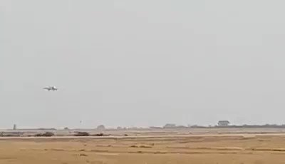 An Embraer 190 (XY-AGQ) Myanmar National Airlines, flight #UB103 from Yangon to Mandalay, landed with its nose gear retracted at MDL airport today, May 12th. No injuries reported. Video: Swee Ty (via Arkar Phyo). @jonostrower @JacdecNew @AviationSafety @SpaethFlies @AirlineFlyer