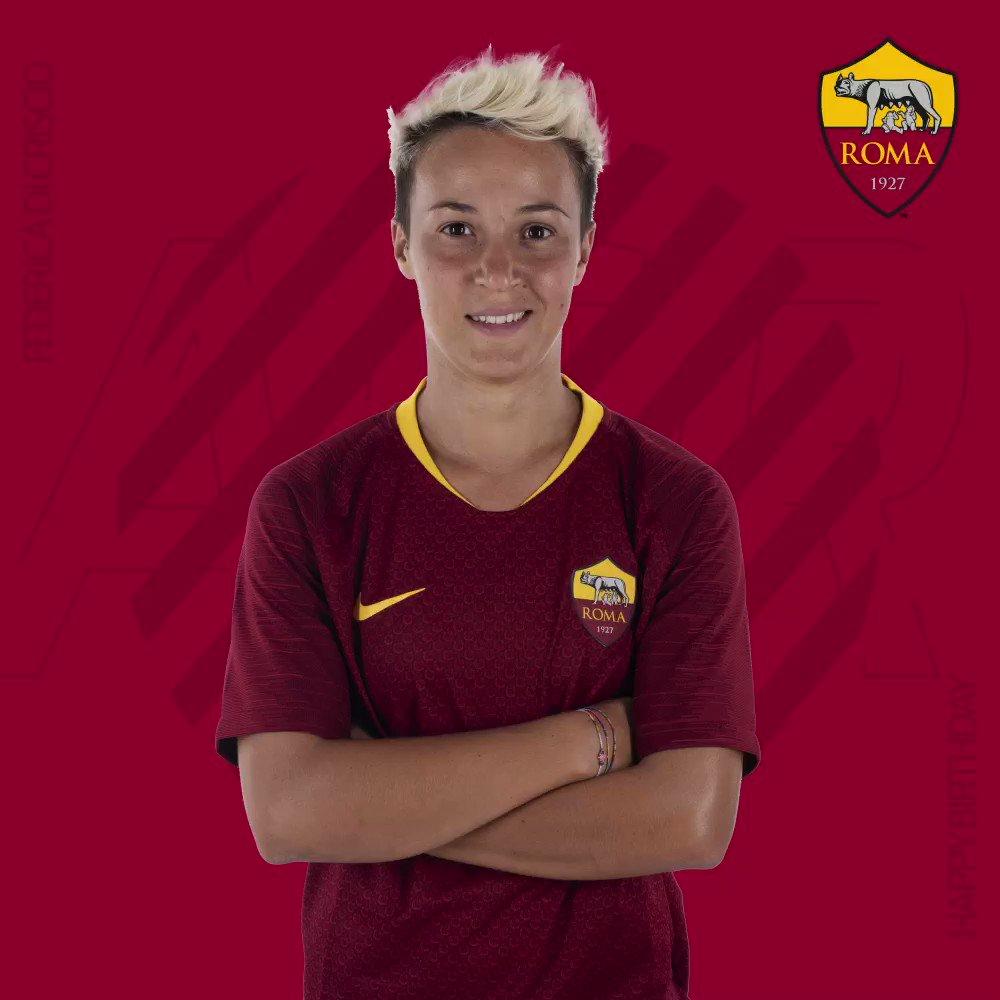 Happy birthday to our defender, Federica Di Criscio! 🥳    Tanti auguri! 🎂🐺 #ASRomaWomen #ASRoma