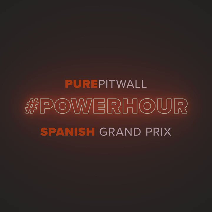 #POWERHOUR ⚡️ SAFETY CAR LAPS ⚠️  A collision between NOR and STR saw the safety car out on track for 7️⃣ laps!  #SpanishGP race stats 👉 http://purefla.sh/F1Podium   #UnfairAdvantage 🇪🇸 #F1