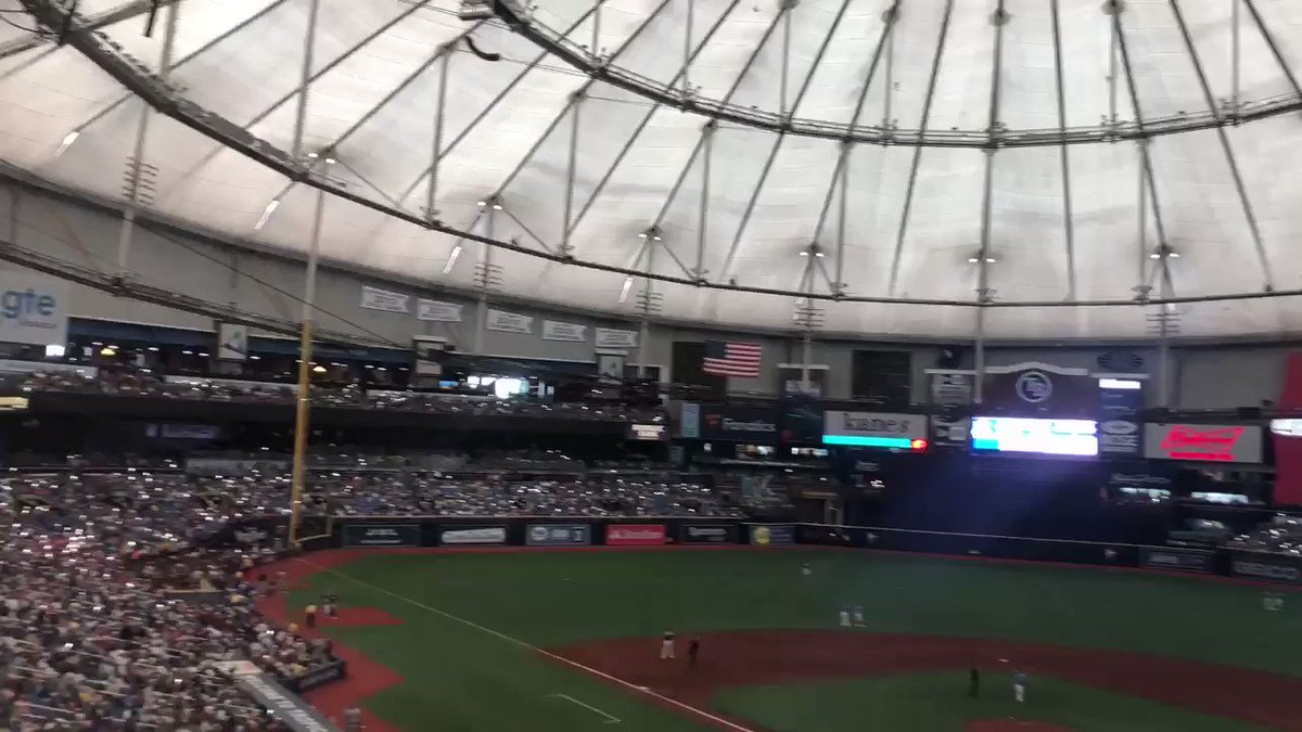 Power outage at Trop leads to 43-minute delay