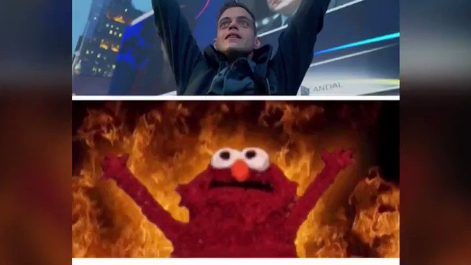 Happy birthday Rami Malek here s a video my phone made of all the pictures I have saved of you