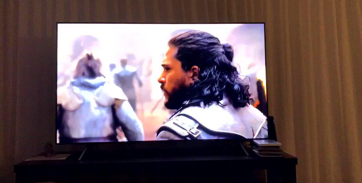 What the fuck you gin do JON?!! @GameOfThrones @HBO #SPOILERSFUCKERS