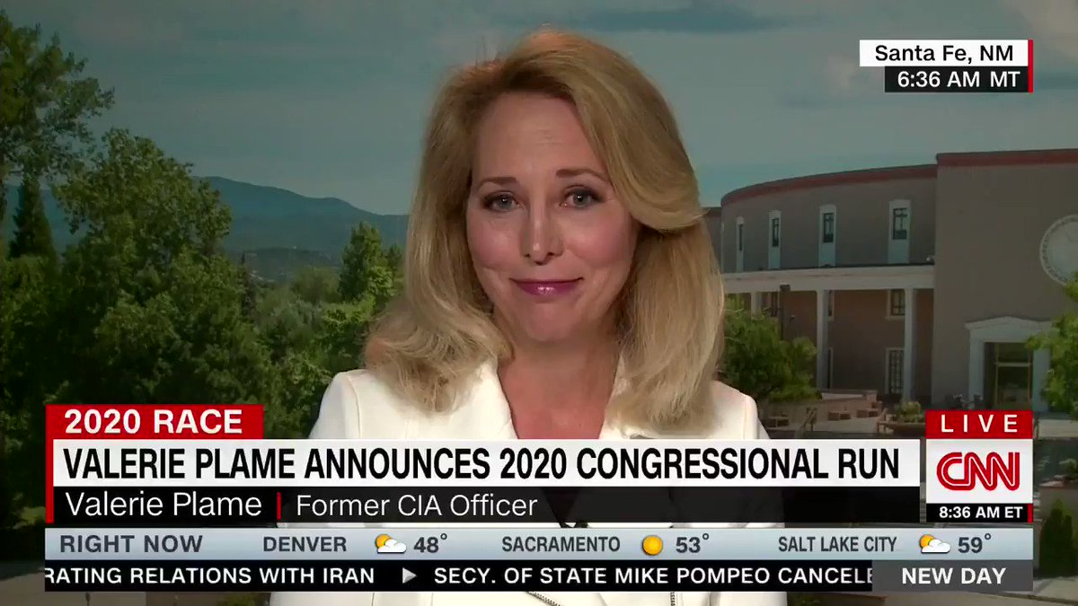 "Watch: Democratic Party candidate for Congress is asked by @CNN why she RT'd an article headlined: ""Americas Jews are driving America's wars""  She says she didn't read it all then CNN confronts her with the fact she asked people to read the entire article."