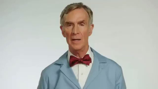 If you are wondering why Bill Nye (@BillNye) is trending. WATCH.