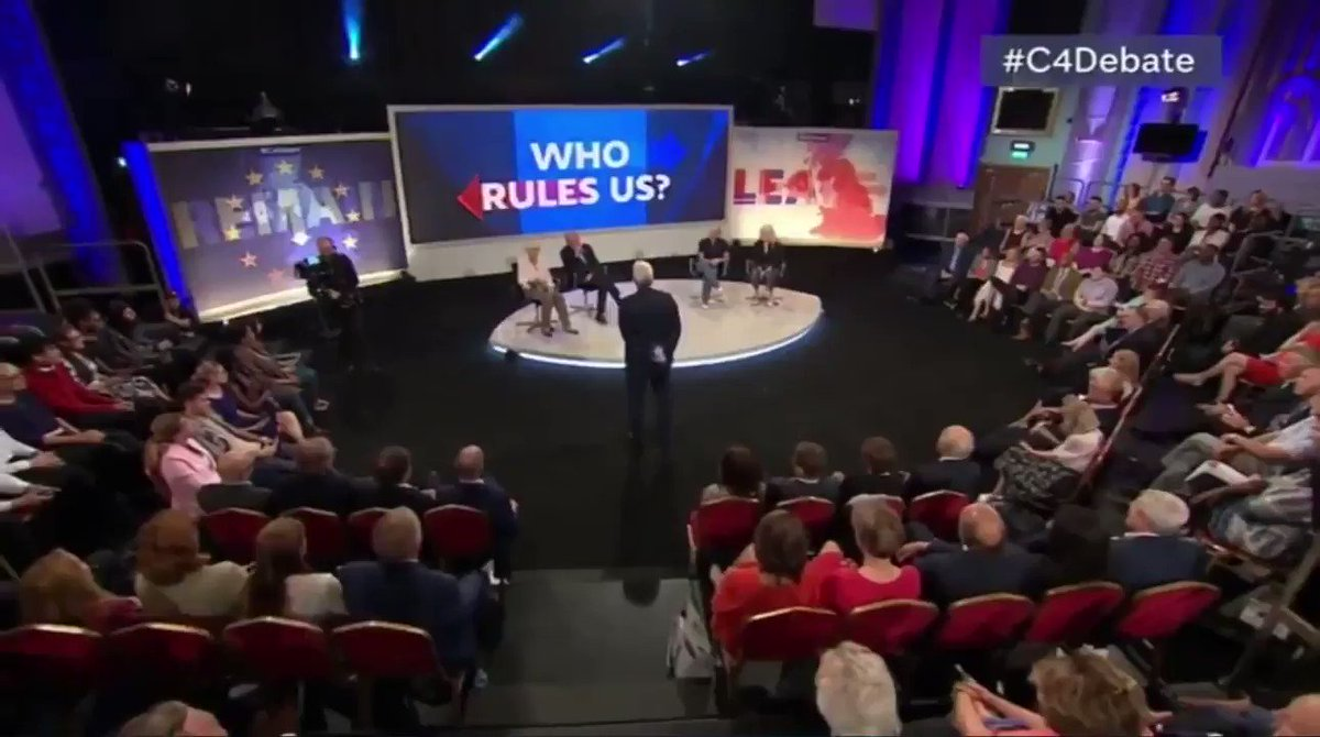 The most eloquent argument Ive heard for why we should remain in the EU.