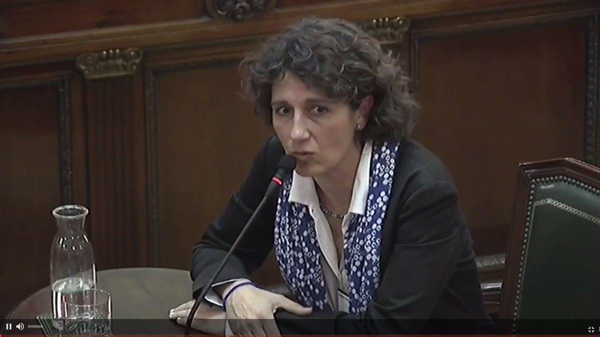 """""""Pues mucho mejor""""... davant la situació d'indefensió i la vulneració contínua de drets fonamentals al Suprem. Una abraçada infinita, @MarinaGarces"""