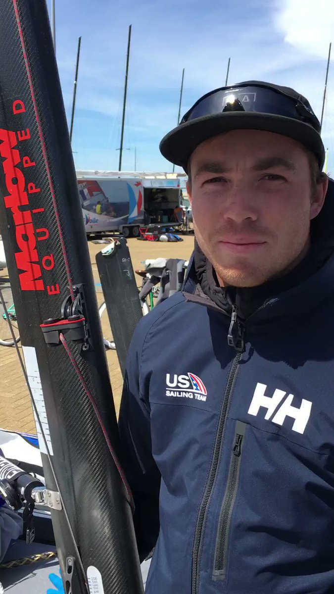 Stay up to date with our #Nacra17, #49er, and #49erFX sailors in Weymouth! https://t.co/Hyzez990QJ #USSailingTeam #riggedbymarlow