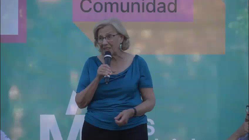 Hace 4 años le decía a Esperanza Aguirre que no había nada que deshiciera más la democracia que la corrupción. Hoy tenemos que decir que hemos conseguido hacer una política en el Ayuntamiento limpia, honesta y completamente transparente. El 26 de mayo, sigamos adelante.