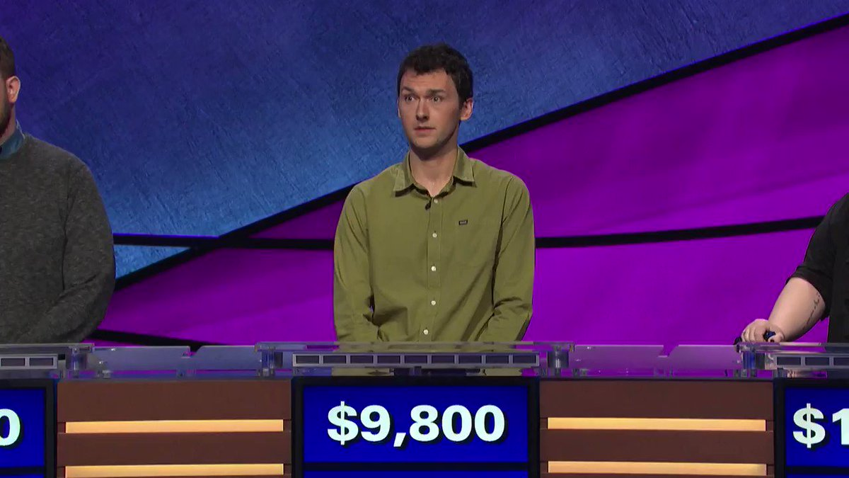 Did you catch the Nobel Prize on @Jeopardy yesterday?