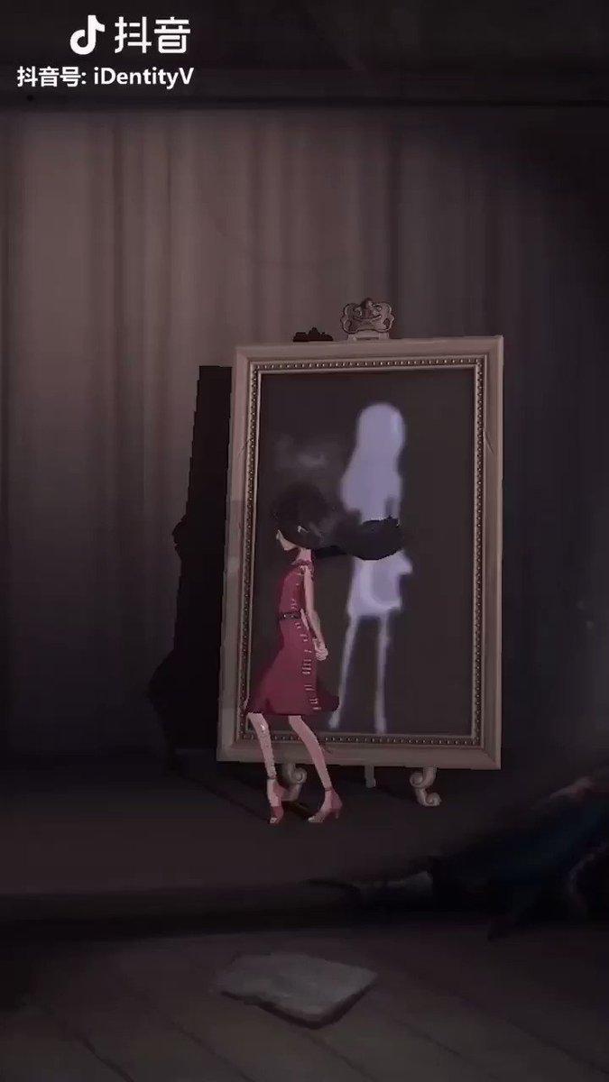 第五人格中国版TikTokSSR 描かれた女(夢の魔女衣装)紹介映像#identityV#第五人格#夢の魔女#伊藤潤二コラボ