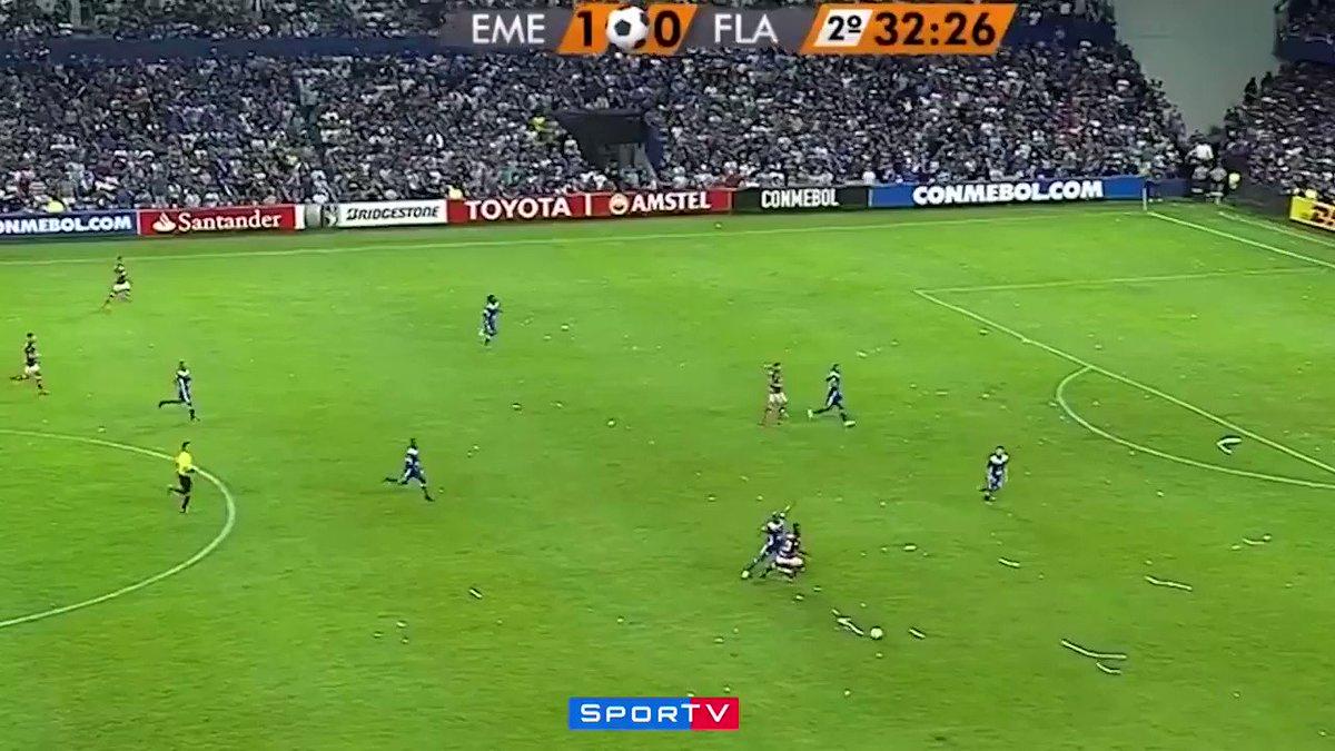SporTV's photo on Emelec