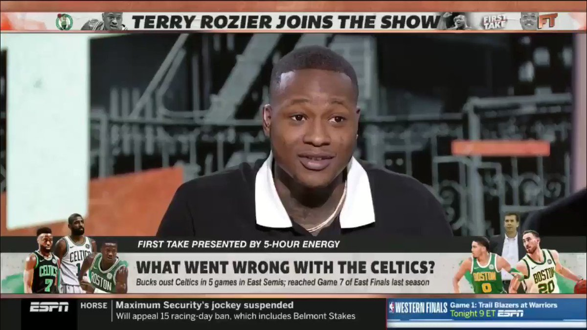 NBA Central's photo on Terry Rozier