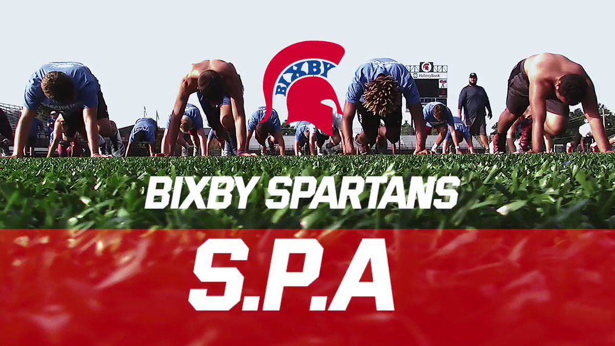SPA Signups have started. Do not miss out on a chance to gain the edge on your opponent!! @BixbyStrength @BixbySportsMed @BixbyBasketball @BixbyPS @HomeofSpartans @BixbySpartanFUT @Bixby_Cheer @AndBixby @BixbyHSBaseball @BixbySpartanFB @BixFoundations