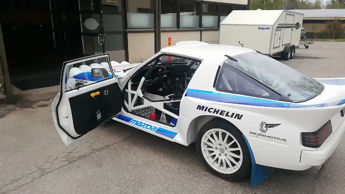 Image for the Tweet beginning: #mazda #rx7 #wankel This is