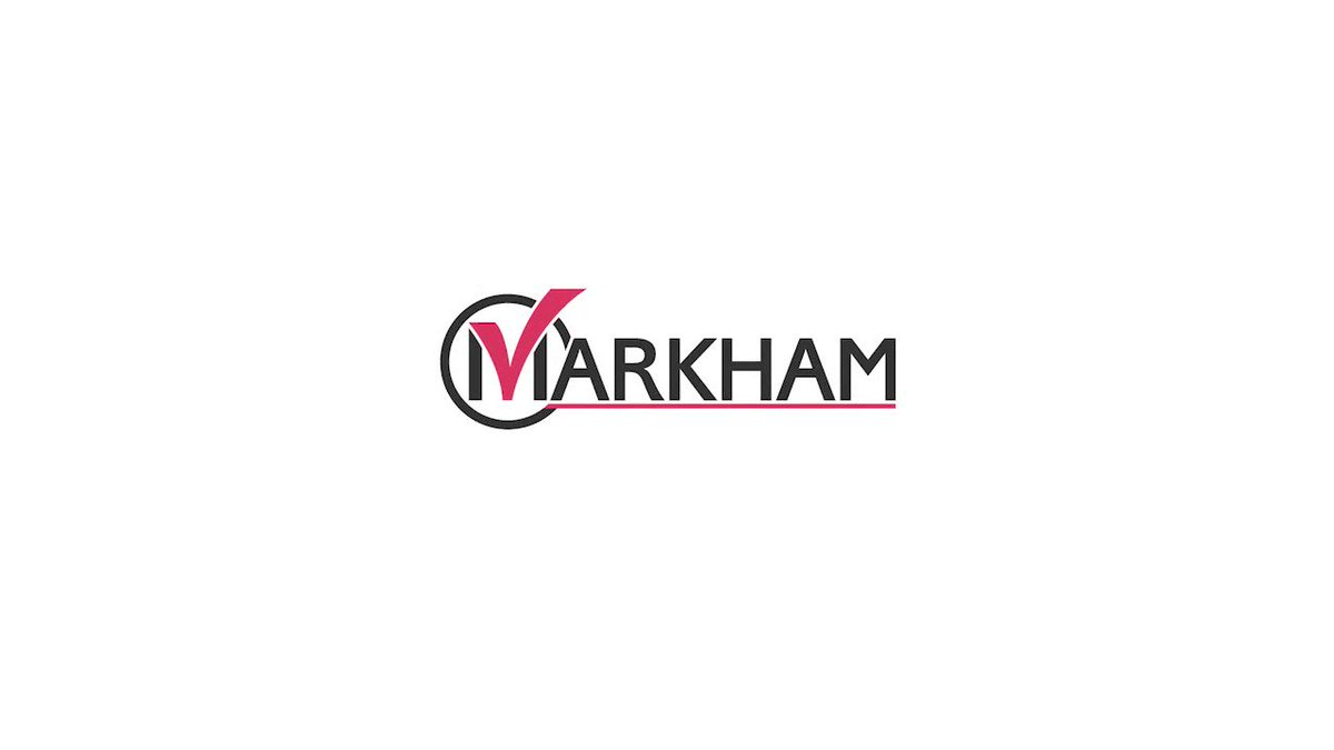 Image for the Tweet beginning: Markham will be part of
