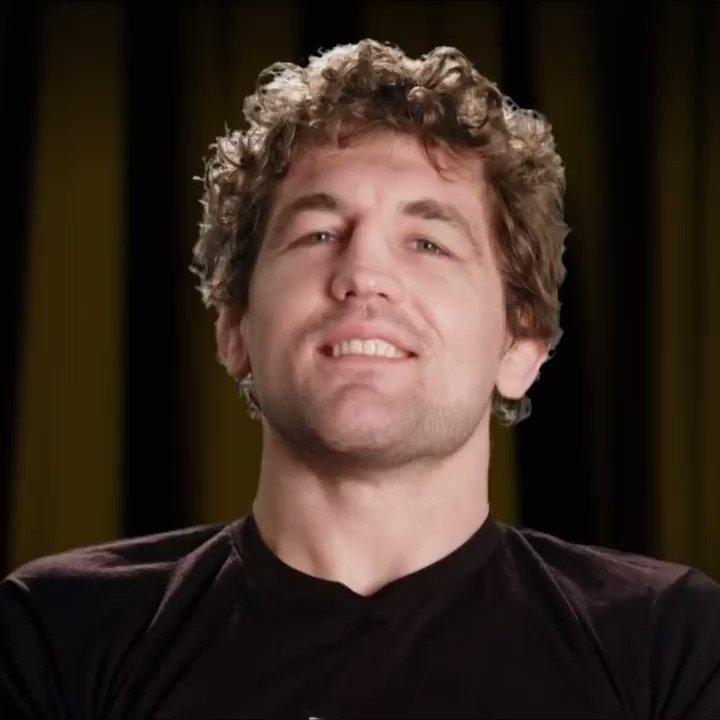 A compliment for GSP?!  @BenAskren gives his 5️⃣ best wrestlers in UFC history ⬇️
