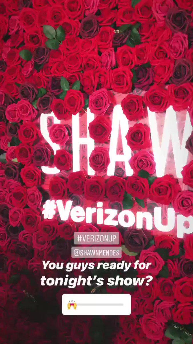 Shawn Mendes Updates's photo on #VerizonUp