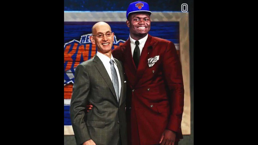 Wow.'s photo on The Knicks