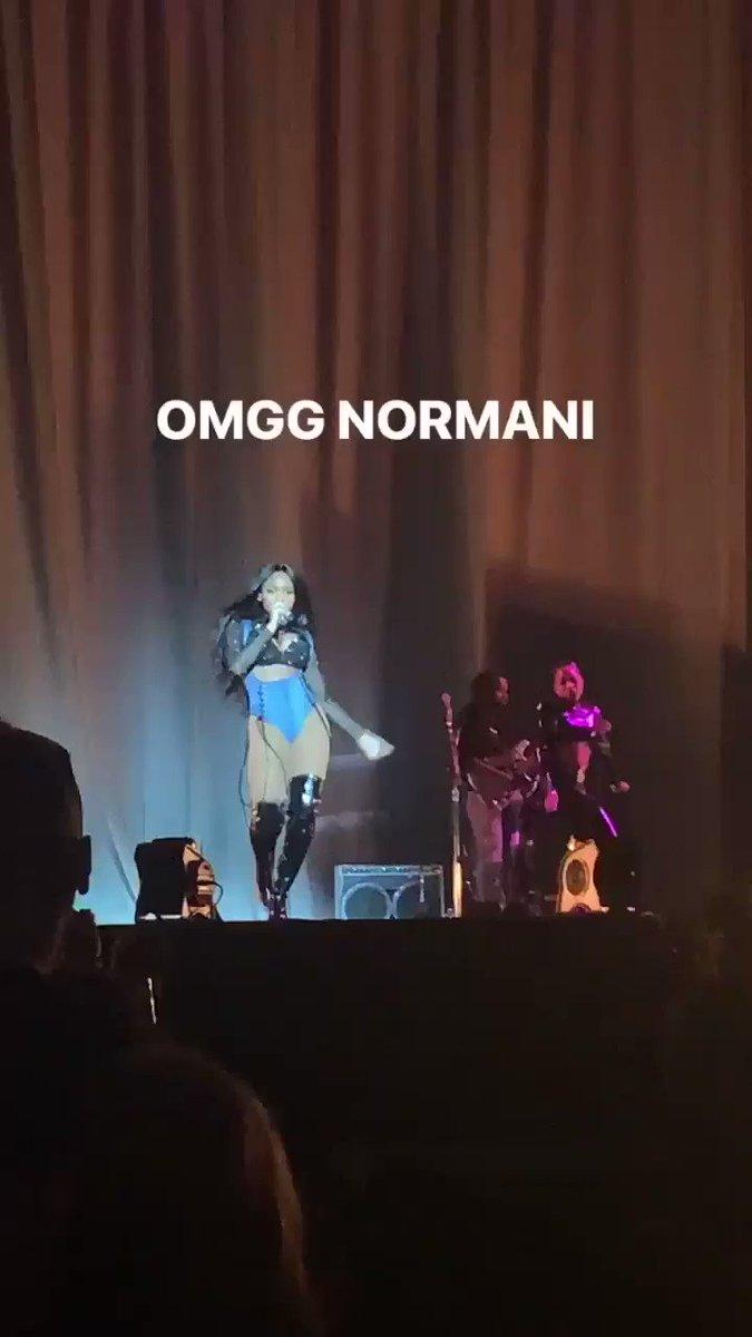 Normani Updates's photo on #SWTPhoenix