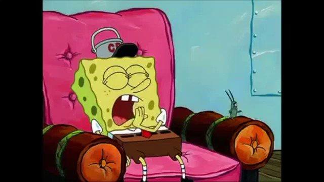 this part in Spongebob is my mood