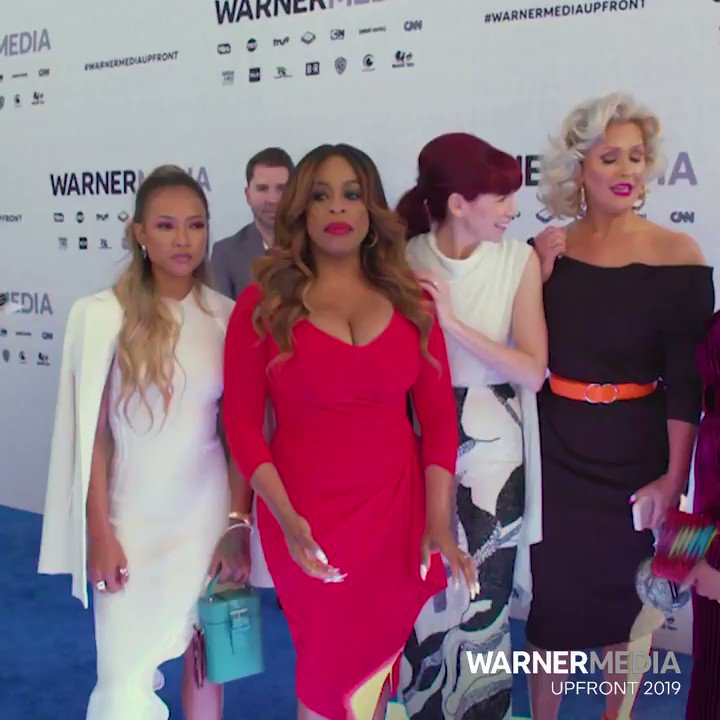 Claws's photo on #WarnerMediaUpfront