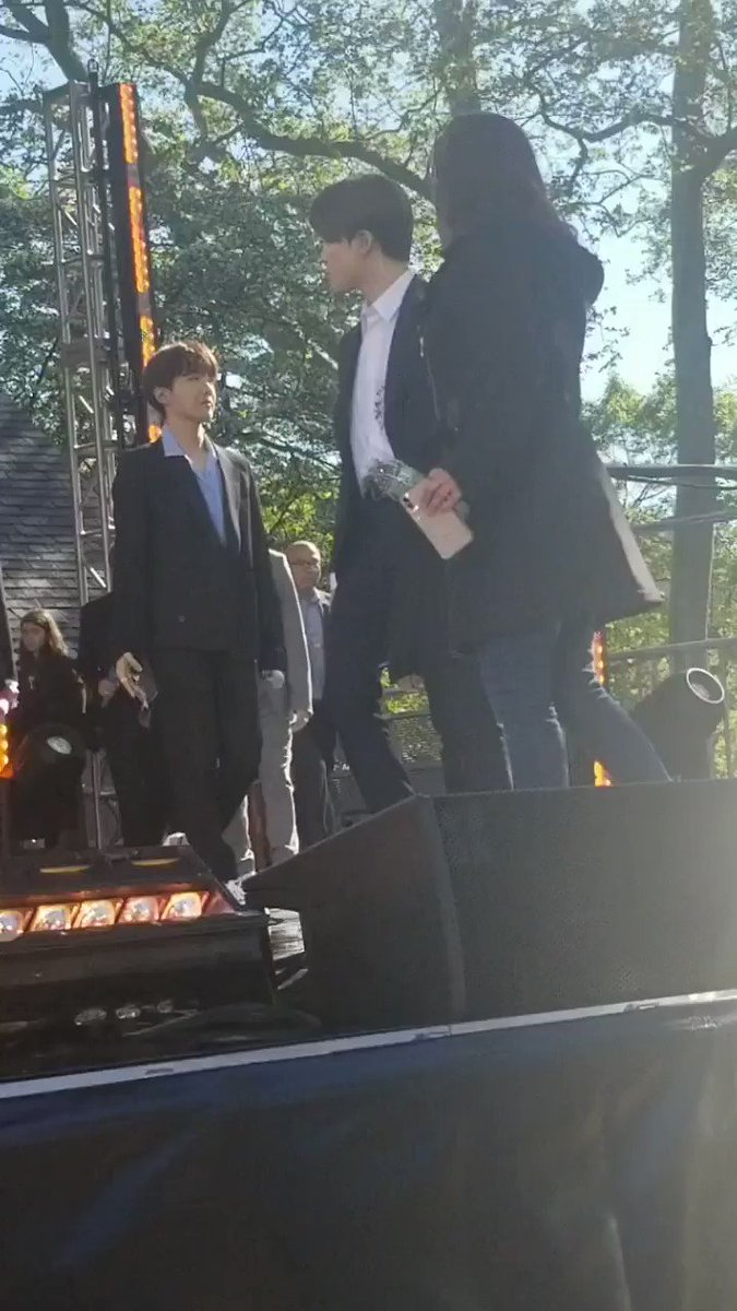 Val HAD THE BEST DAY EVER 5/15's photo on #BTSonGMA