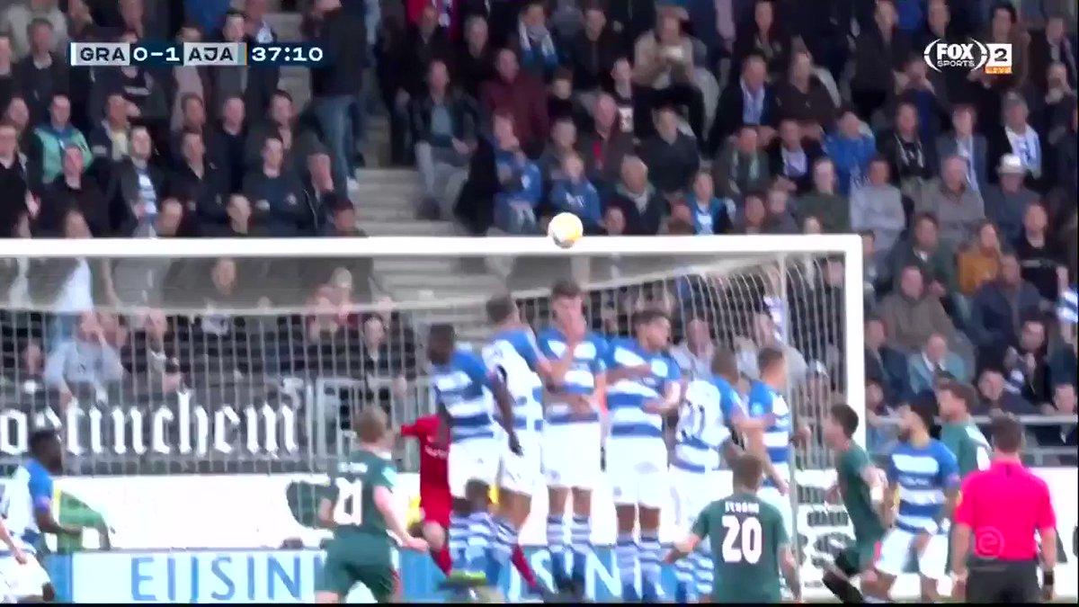 De Graafschap - Ajax 0-1 door Lasse Schöne