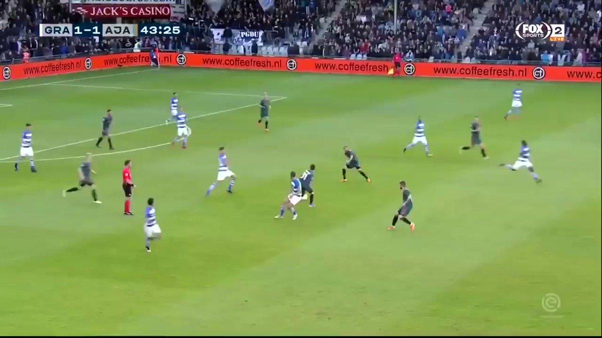 De Graafschap - Ajax 1-2 door Nico Tagliafico
