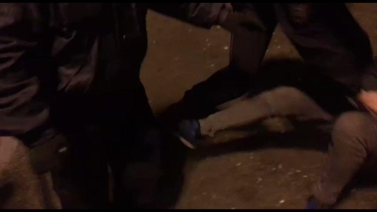 грубое задержание проституток видео почему