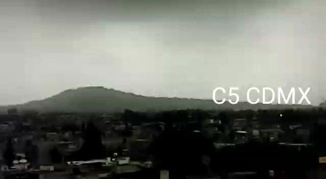 #AtenciónSe registra lluvia de manera ligera en las alcaldías Iztacalco, Miguel Hidalgo, Álvaro Obregón, Cuauhtémoc, Benito Juárez y Coyoacán. #C5