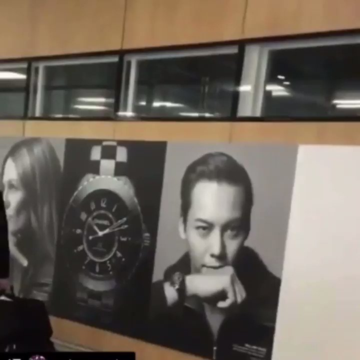 2019-5-16 William Chan x #CHANEL House Ambassador and the Face of #TheNewJ12 ~ at Charles de Gaulle Airport in #France #陳偉霆 #williamchanwaiting #williamchan #陈伟霆 #진위정 #ウィリアム・チャン #เฉินเหว่ยถิง  #ItsAllAboutSeconds #ChanelWatches #chanelj12 #BaselWorld2019 @CHANEL