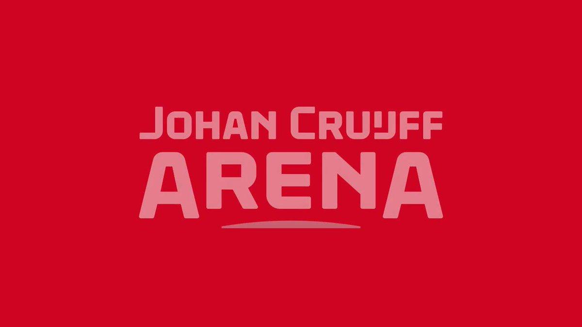 Spotten met de wetten van het internationale voetbal. Jullie hebben het gewoon gedaan! 👊🏼  Hulde @AFCAjax voor een historisch en sensationeel (eerste) seizoen in de Johan Cruijff ArenA. ❤️  #nummer34