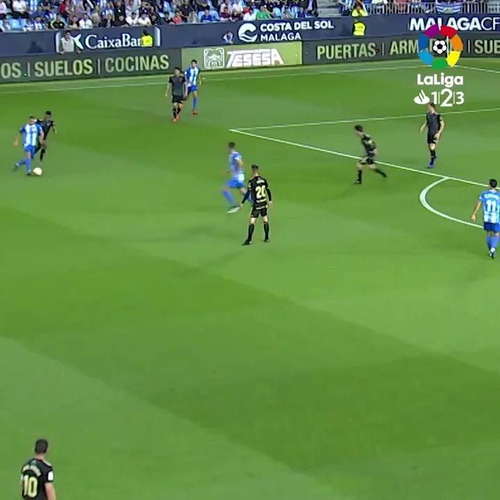 You mean THIS goal, @MalagaCF_en? 😉🚀  📺http://laliga.sh/a8d4k6