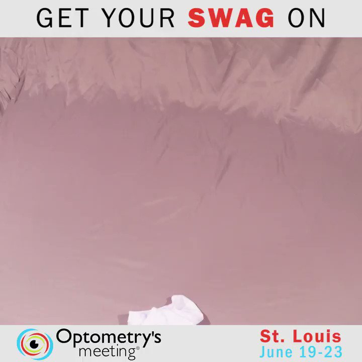 Optometry's Meeting in St. Louis will rock your socks off. Good thing #OM2019 swag has you covered.  Register today: https://bit.ly/1FTXld1 #SeeYouInTheLou