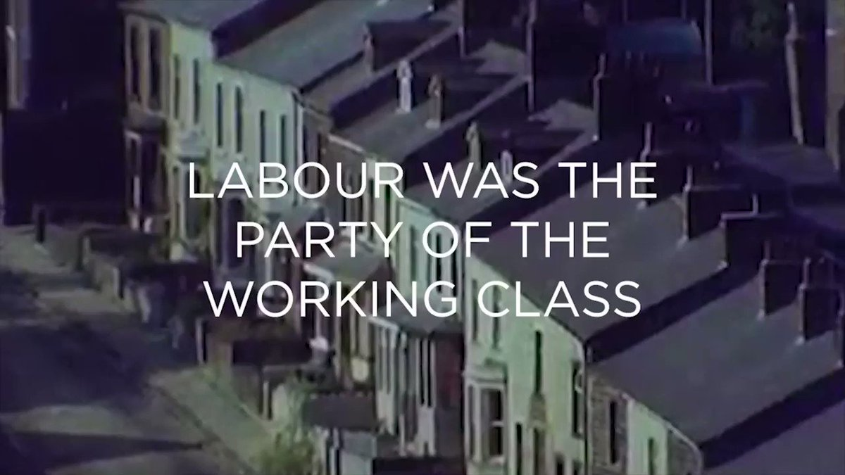 The Labour Party used to represent the working class. Now they are the party of remain.   Vote for The Brexit Party on 23rd May.