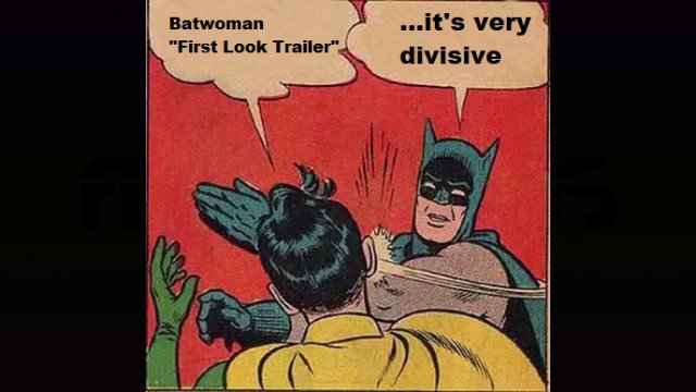 """#BatWoman #FirstLookTrailer #TheCW """"The suit its literally perfection!  """"It will be... when it fits a woman""""  """"I'm not about to let a man take credit for a woman's work""""  #NotSureIf #LiberalismIsAMentalDisease #LiberalismFindACure"""