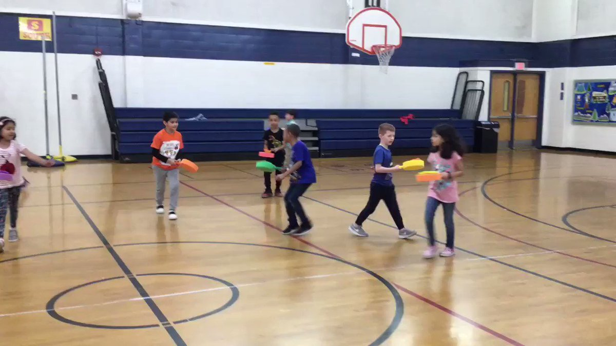 Got this activity from <a target='_blank' href='http://twitter.com/CJonesPhysEd'>@CJonesPhysEd</a> I has S's do 3 jumping jacks if they got tagged/dropped the beanbag off paddle. Good culminating game for paddle skills today. <a target='_blank' href='http://search.twitter.com/search?q=HfbTweets'><a target='_blank' href='https://twitter.com/hashtag/HfbTweets?src=hash'>#HfbTweets</a></a>  <a target='_blank' href='http://search.twitter.com/search?q=ApsisAwesome'><a target='_blank' href='https://twitter.com/hashtag/ApsisAwesome?src=hash'>#ApsisAwesome</a></a>  <a target='_blank' href='http://search.twitter.com/search?q=HFBFirstGrade'><a target='_blank' href='https://twitter.com/hashtag/HFBFirstGrade?src=hash'>#HFBFirstGrade</a></a> <a target='_blank' href='https://t.co/3k8KzqCcfd'>https://t.co/3k8KzqCcfd</a>