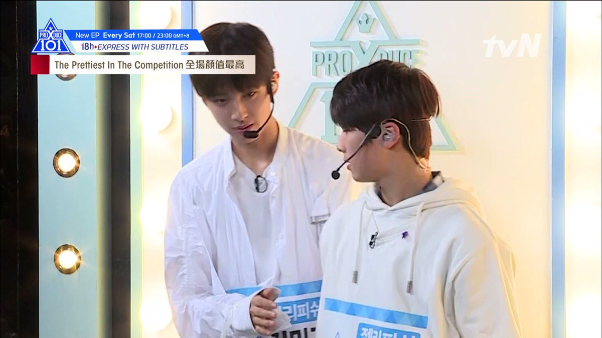 🔹🔺 #ProduceX101 🔻🔹 ▶ Ep 2: 10 Must-watch Moments: youtu.be/J6t9d2x74p4 🗓 Express Subtitled Ver   Every Sat 17:00 & 23:00 (GMT+8) The fate of the prettiest boy in the competition is.. 😍💞Stay with us every Wed, Thu & Fri for episodic highlights🤩