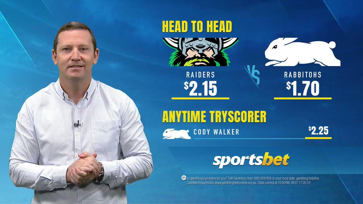 Sportsbet.com.au's photo on Cody Walker
