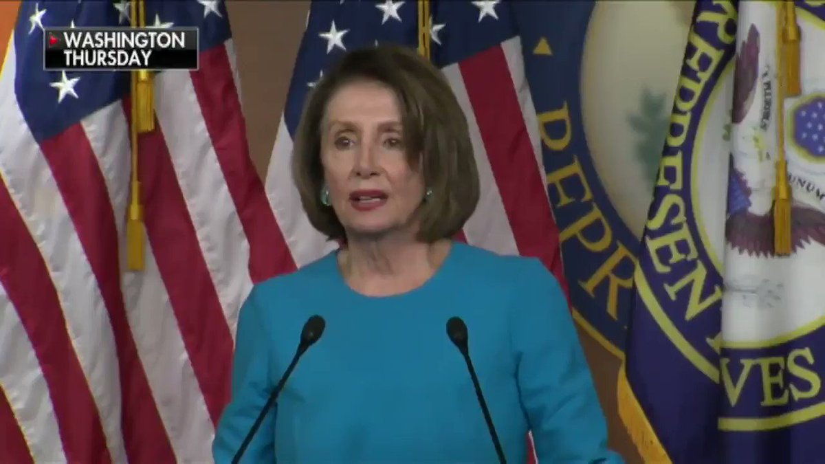 Yesterday, Nancy Pelosi stated that Democrats NEVER SAID THERE WASN'T A CRISIS at the border...  Sooo... here's a mashup of Democrats (including her) saying there wasn't a crisis at the border 4 months ago.