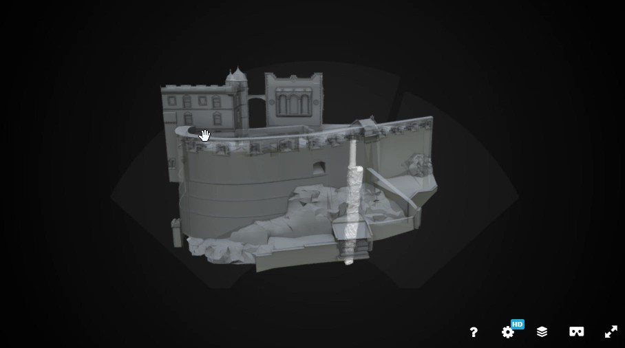 Hands up if you know which historic Scottish castle features in our 3D model revealing the secrets of a hidden, medieval well?🙌 Explore Scotlands heritage and uncover hidden treasures like this on @sketchfab: ow.ly/qjsC50ug8Bw #MuseumWeek #ExploreMW
