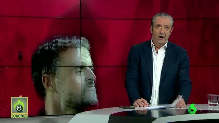 El Chiringuito TV's photo on Luis Enrique