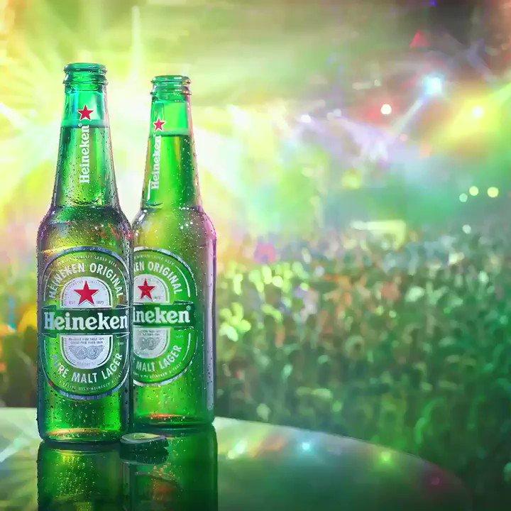 Heineken's photo on #FridayNight